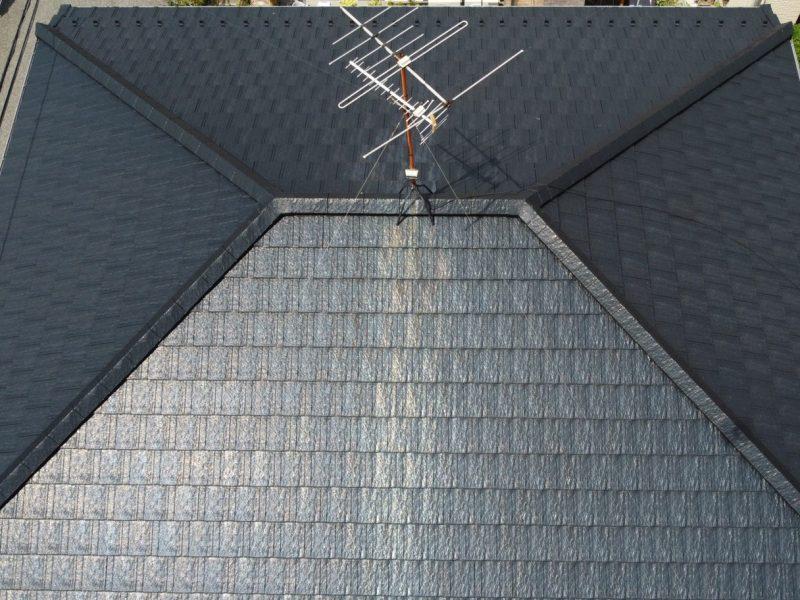 市原市 Y様邸屋根塗装工事